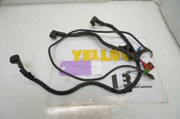 SUZUKI DRZ400 SY  BATTERY, EARTH & STARTER  CABLES (CON-B)